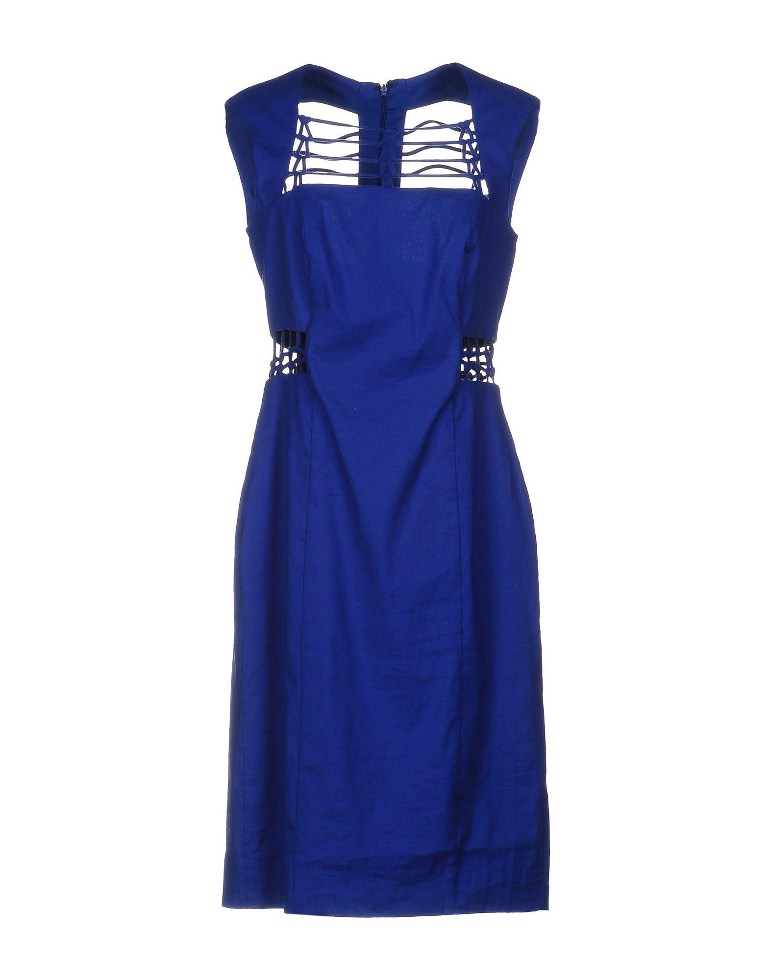 NICOLE MILLER ARTELIER Платье до колена платья nicole collection платье