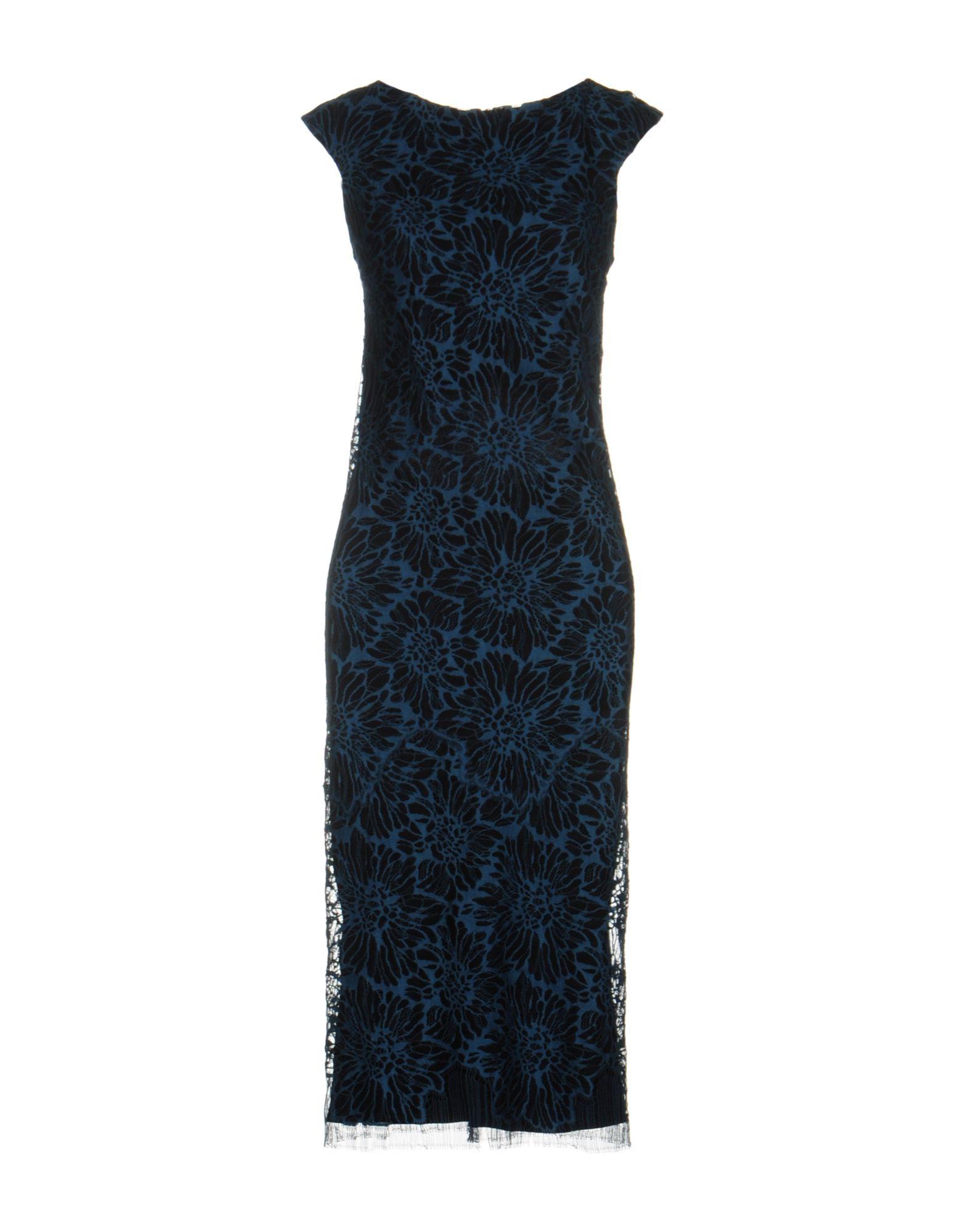 MARIA GRACHVOGEL Платье длиной 3/4 maria grachvogel платье длиной 3 4