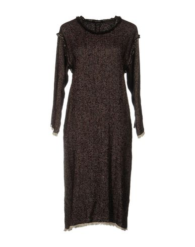 Платье до колена ISABEL MARANT 34723200QU
