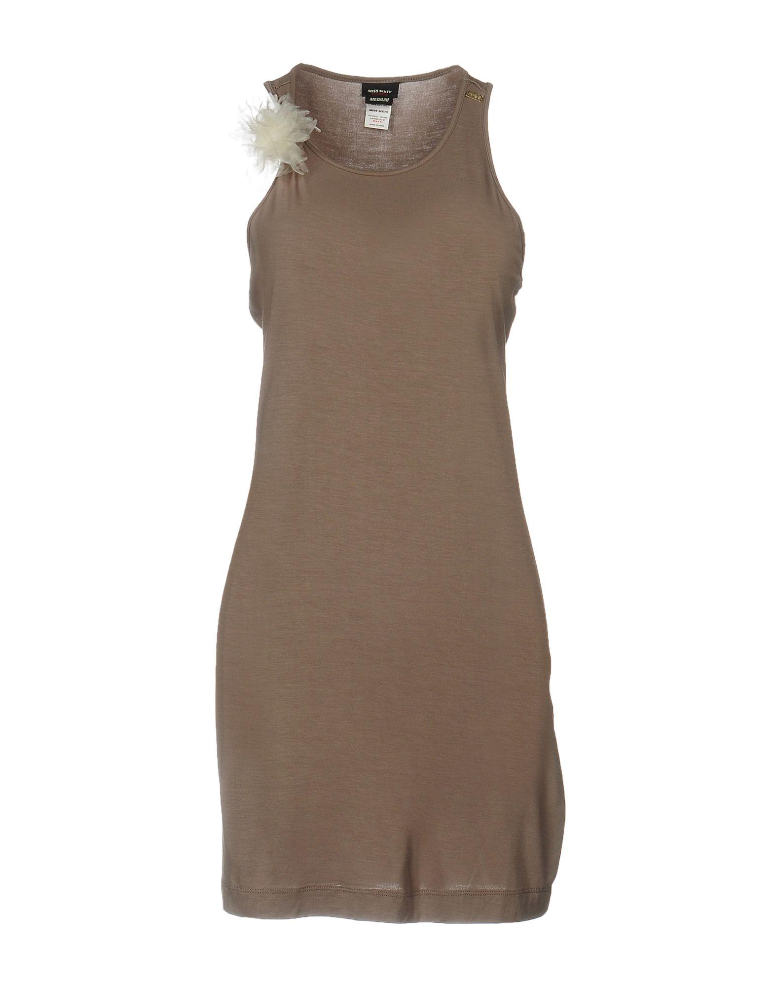 MISS SIXTY Короткое платье цена