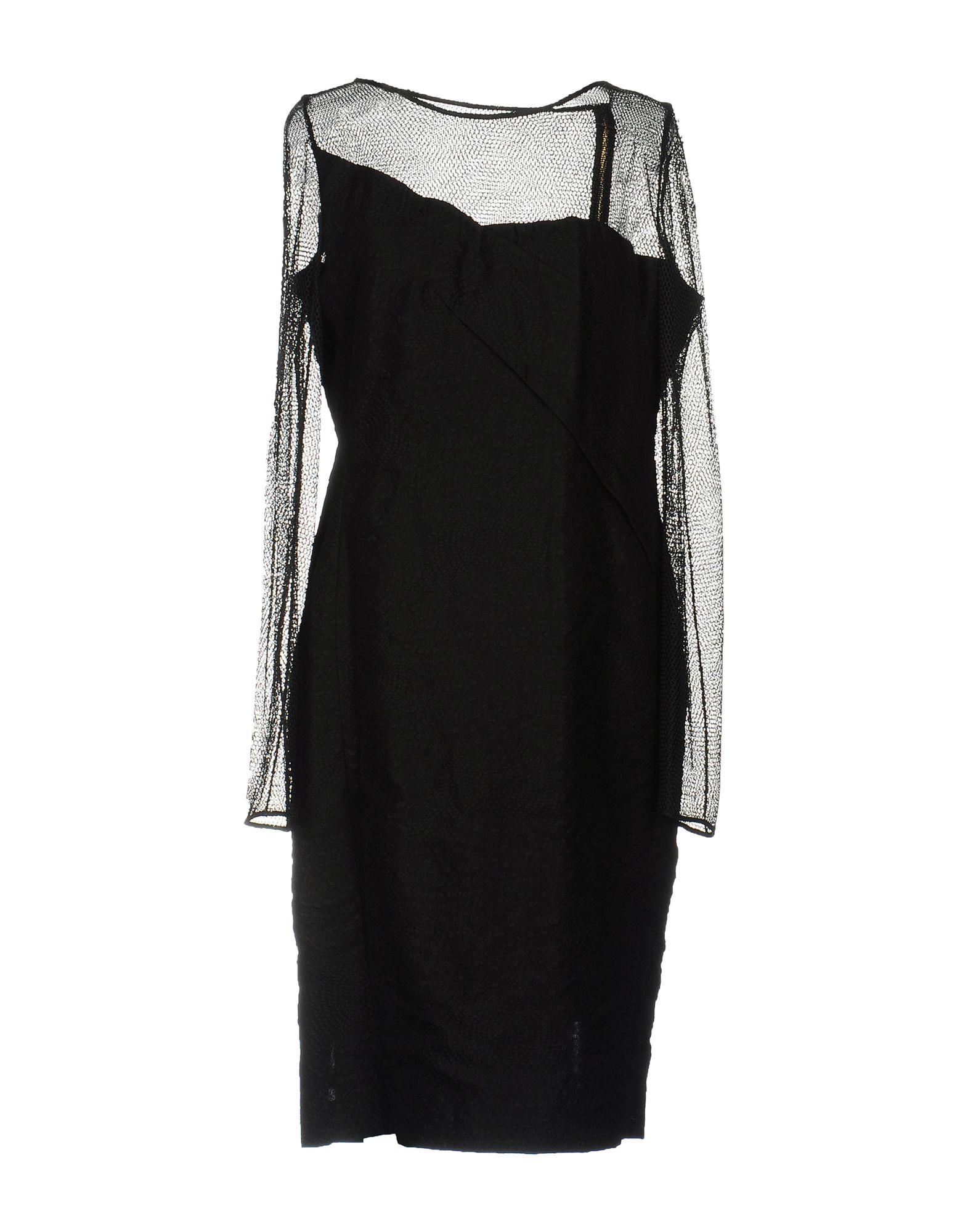 купить ROLAND MOURET Платье до колена по цене 52850 рублей