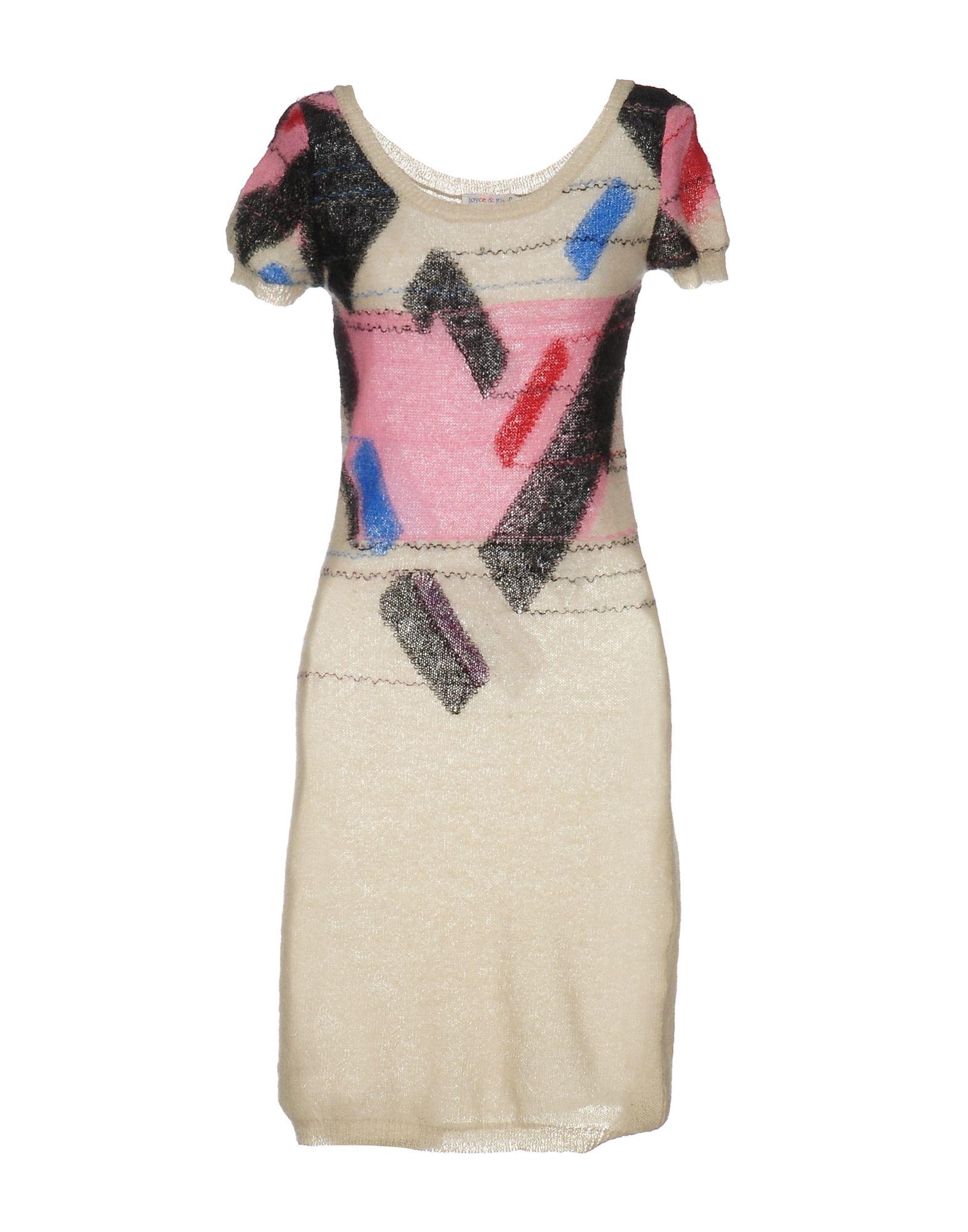 JOYCE & GIRLS Короткое платье недорго, оригинальная цена