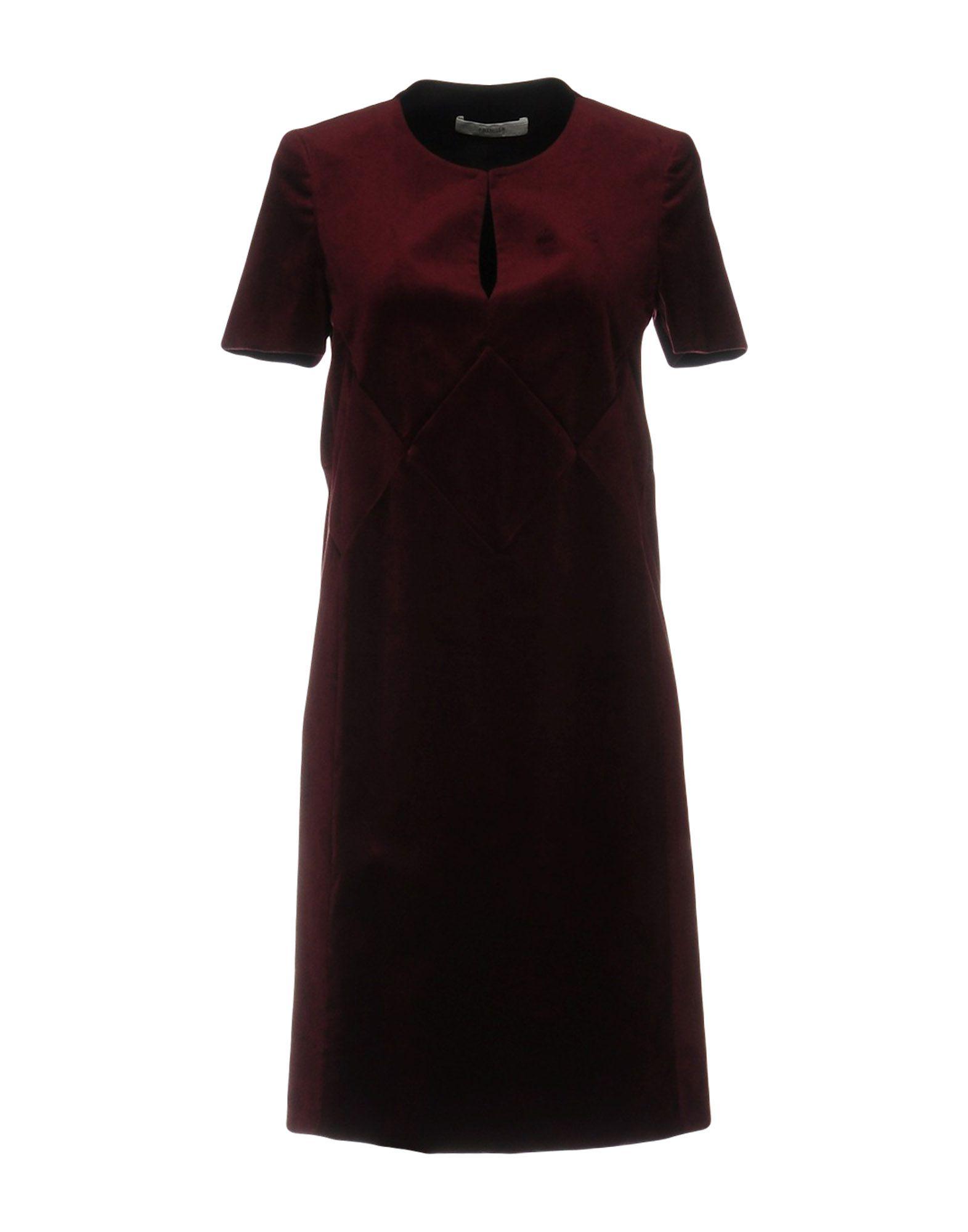 PRINGLE OF SCOTLAND Короткое платье цена 2017