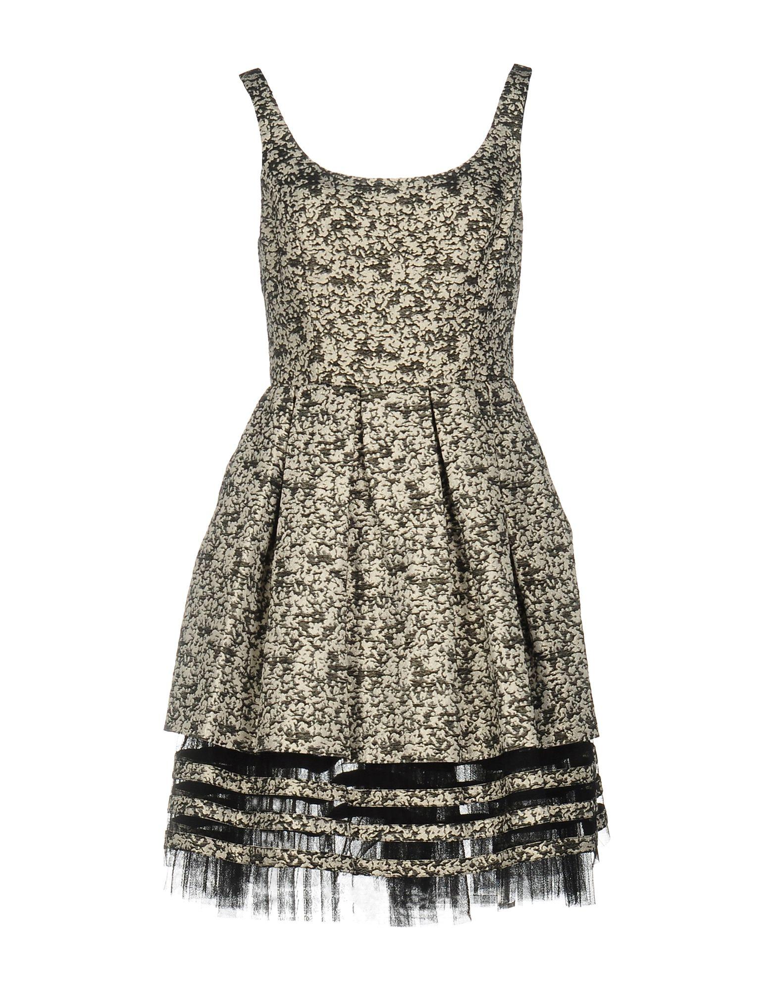 SACHIN & BABI NOIR Короткое платье sachin babi повседневные брюки