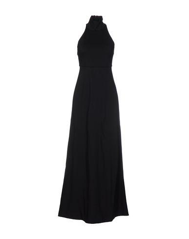 цена  DONDUP Длинное платье  онлайн в 2017 году