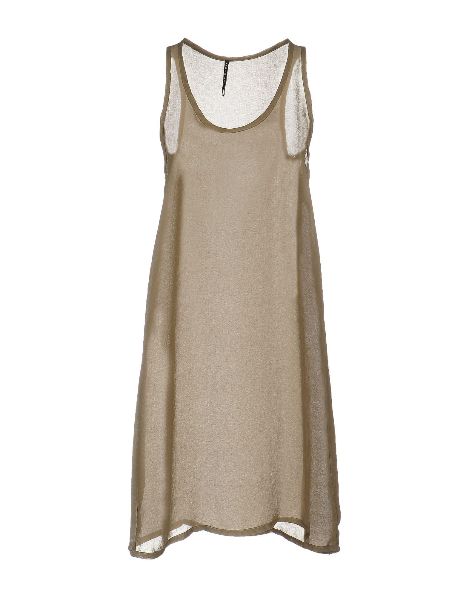 LIVIANA CONTI Короткое платье anais gillian комбинация