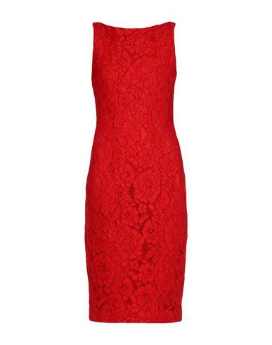 Платье до колена CAROLINA HERRERA 34724220XU