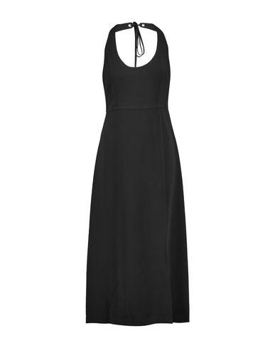 Фото - Платье длиной 3/4 от A.L.C. черного цвета