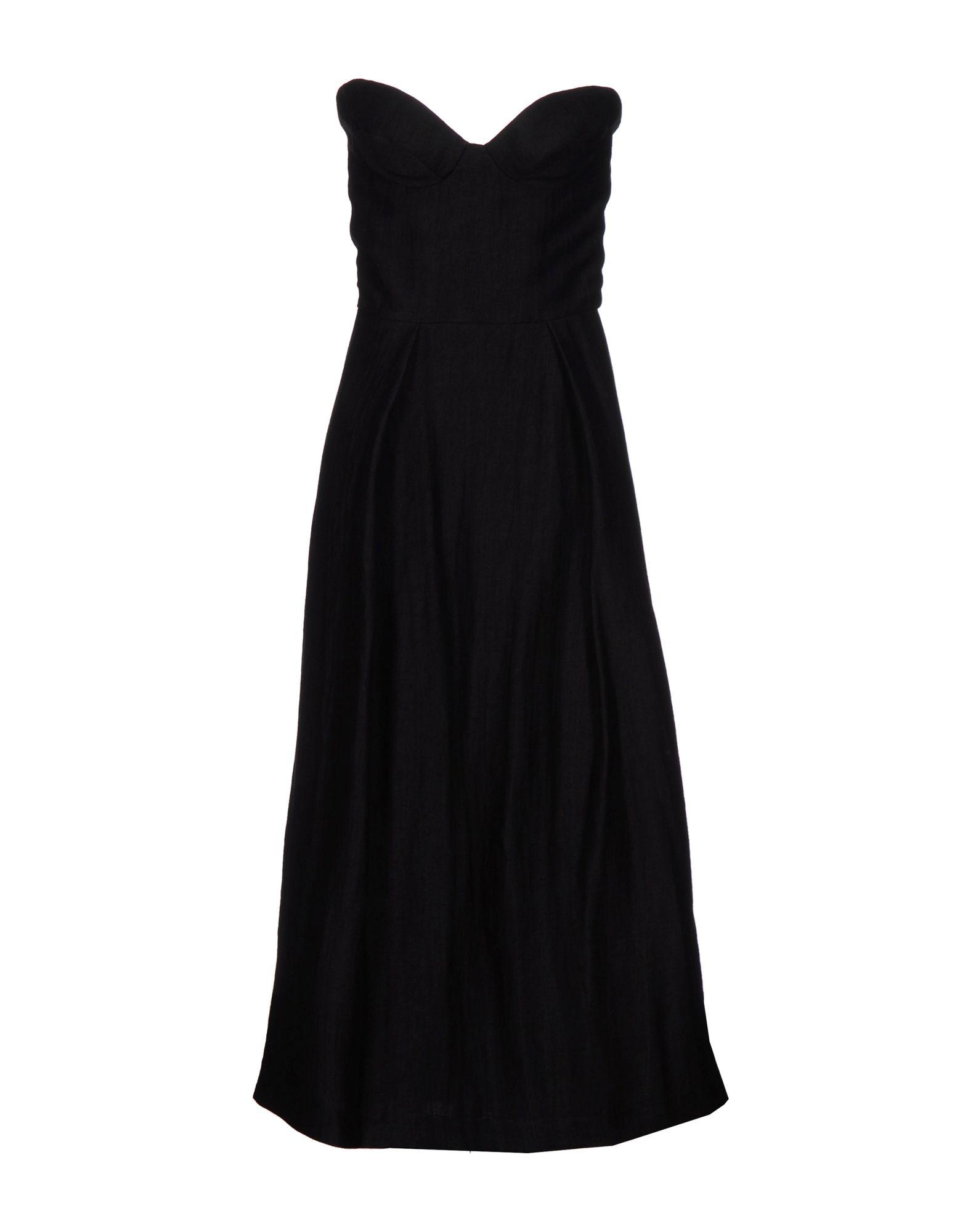 MARTIN GRANT Платье длиной 3/4 martin grant длинное платье