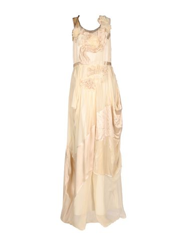 Длинное платье от LABORATORIO BY ANTONIO MARRAS