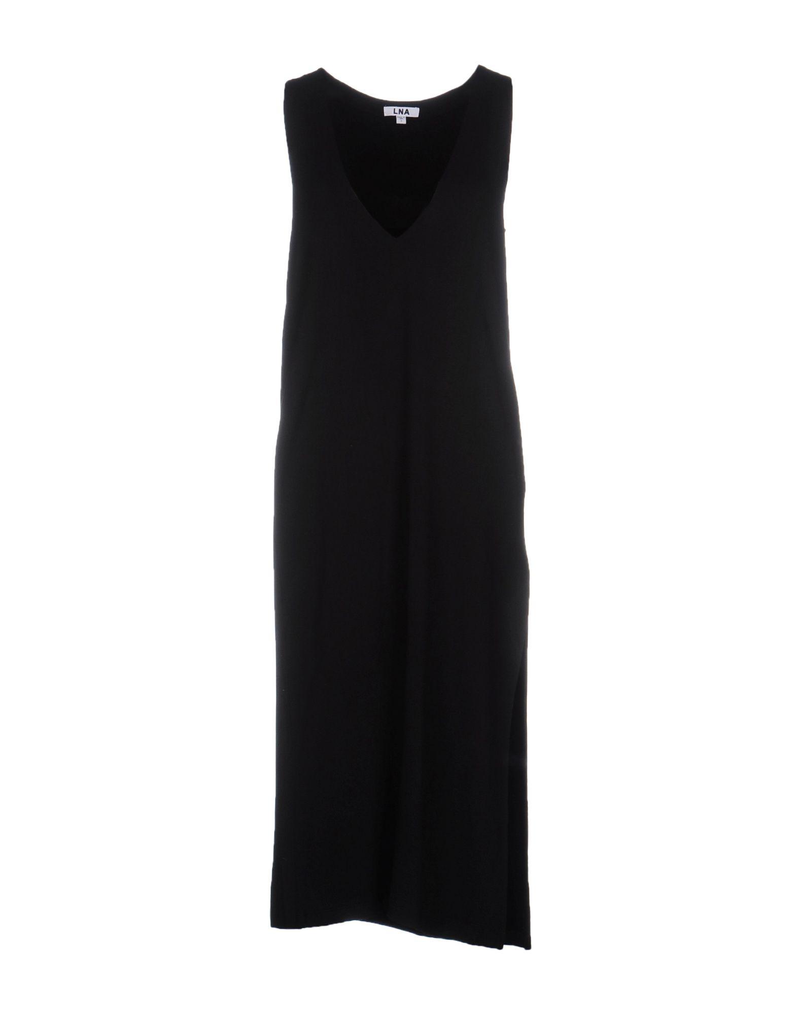 LNA Платье длиной 3/4 lna блузка