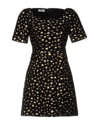 Короткое платье MOSCHINO CHEAP AND CHIC 34725073PN