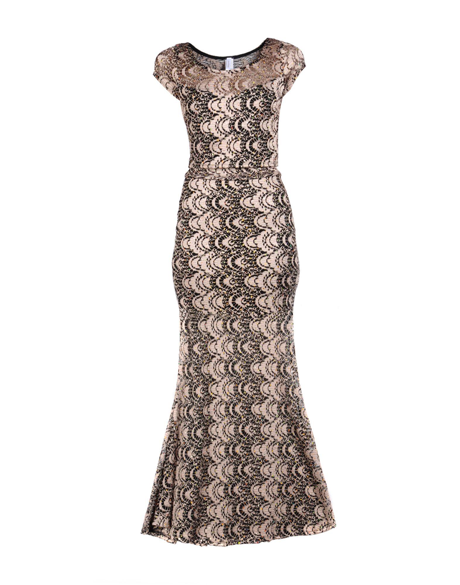 MAYENTL Платье длиной 3/4 lisa corti платье длиной 3 4