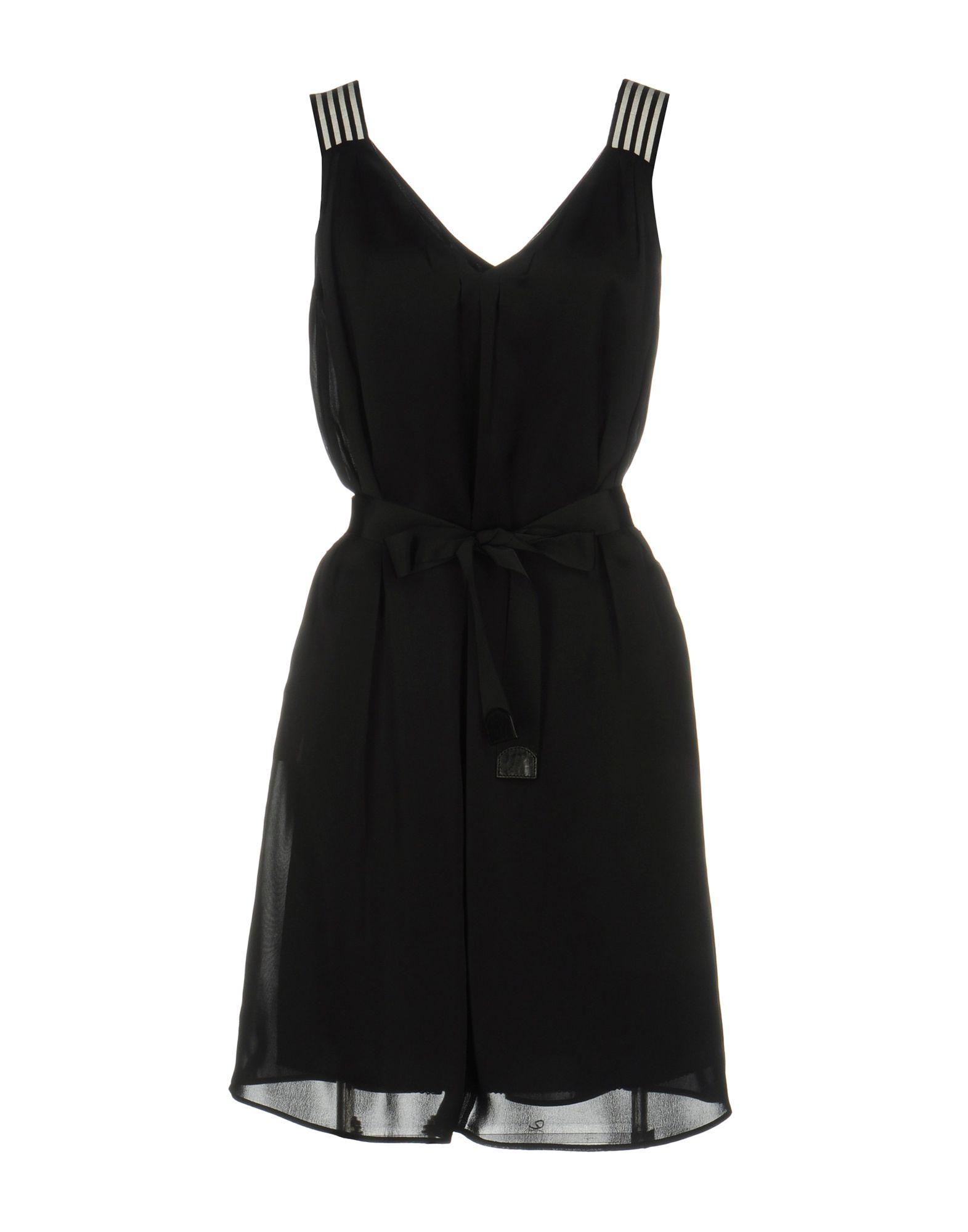 MARC CAIN Короткое платье легкий сарафан на бретелях marc cain платья и сарафаны мини короткие