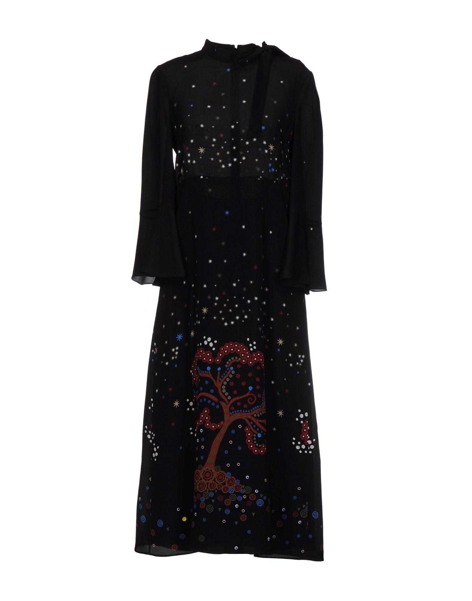 VALENTINO Платье длиной 3/4 все цены
