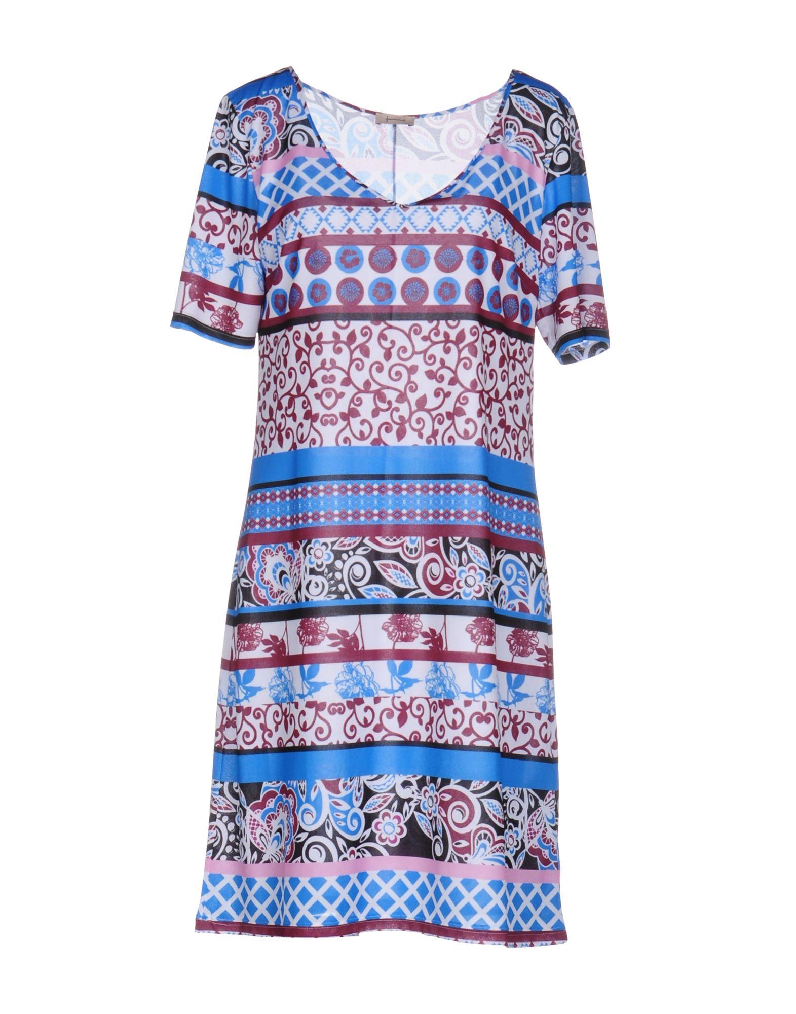 где купить  FRANCA VON WUNSTER Короткое платье  по лучшей цене