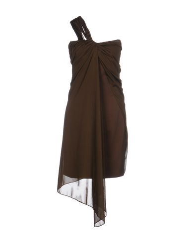 Короткое платье HALSTON HERITAGE 34725399NK