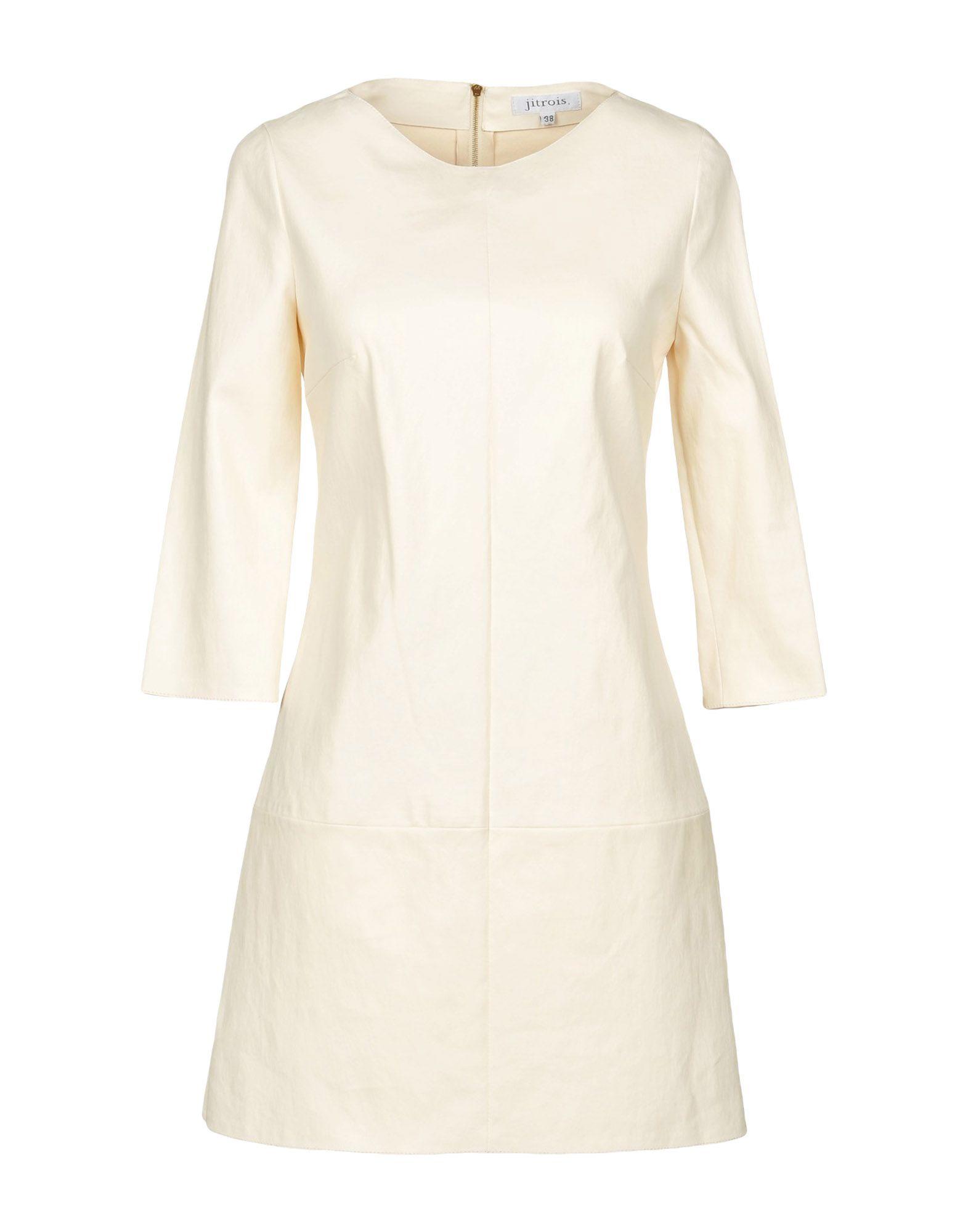 JITROIS Короткое платье jitrois куртка