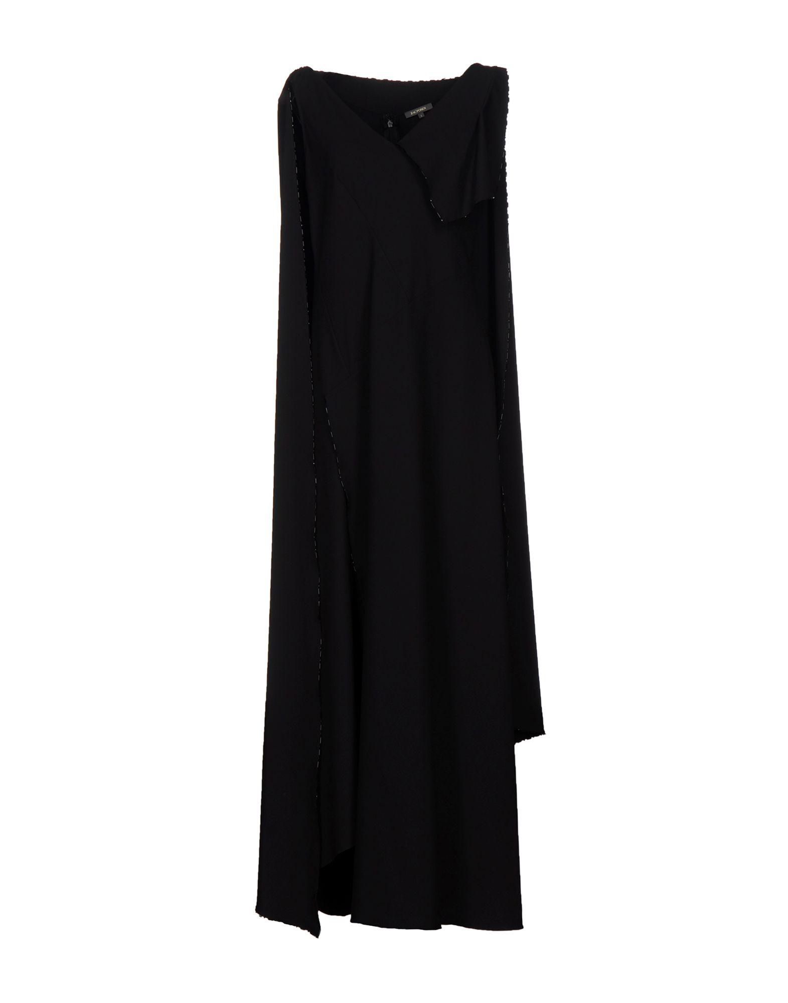ZAC POSEN Длинное платье цены онлайн