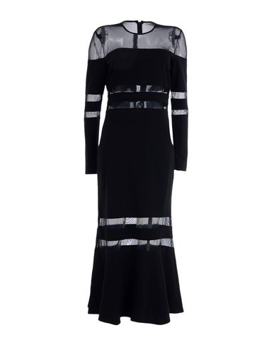 Длинное платье NICOLE MILLER 34726211QL