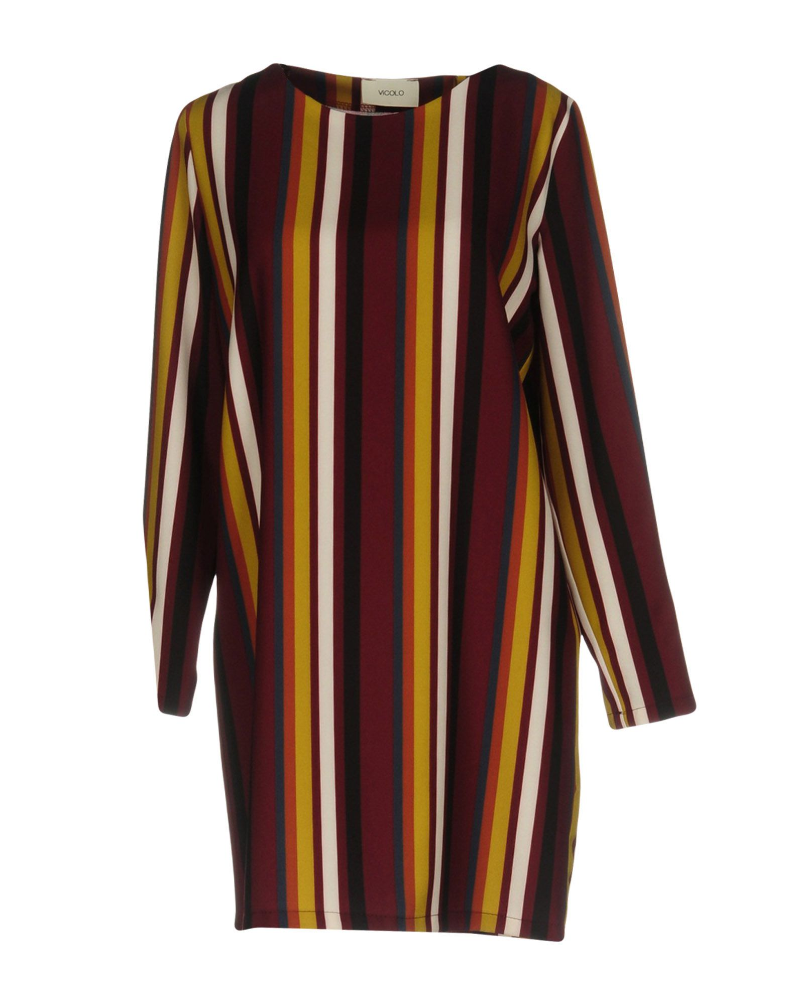 VICOLO Короткое платье lisa corti короткое платье