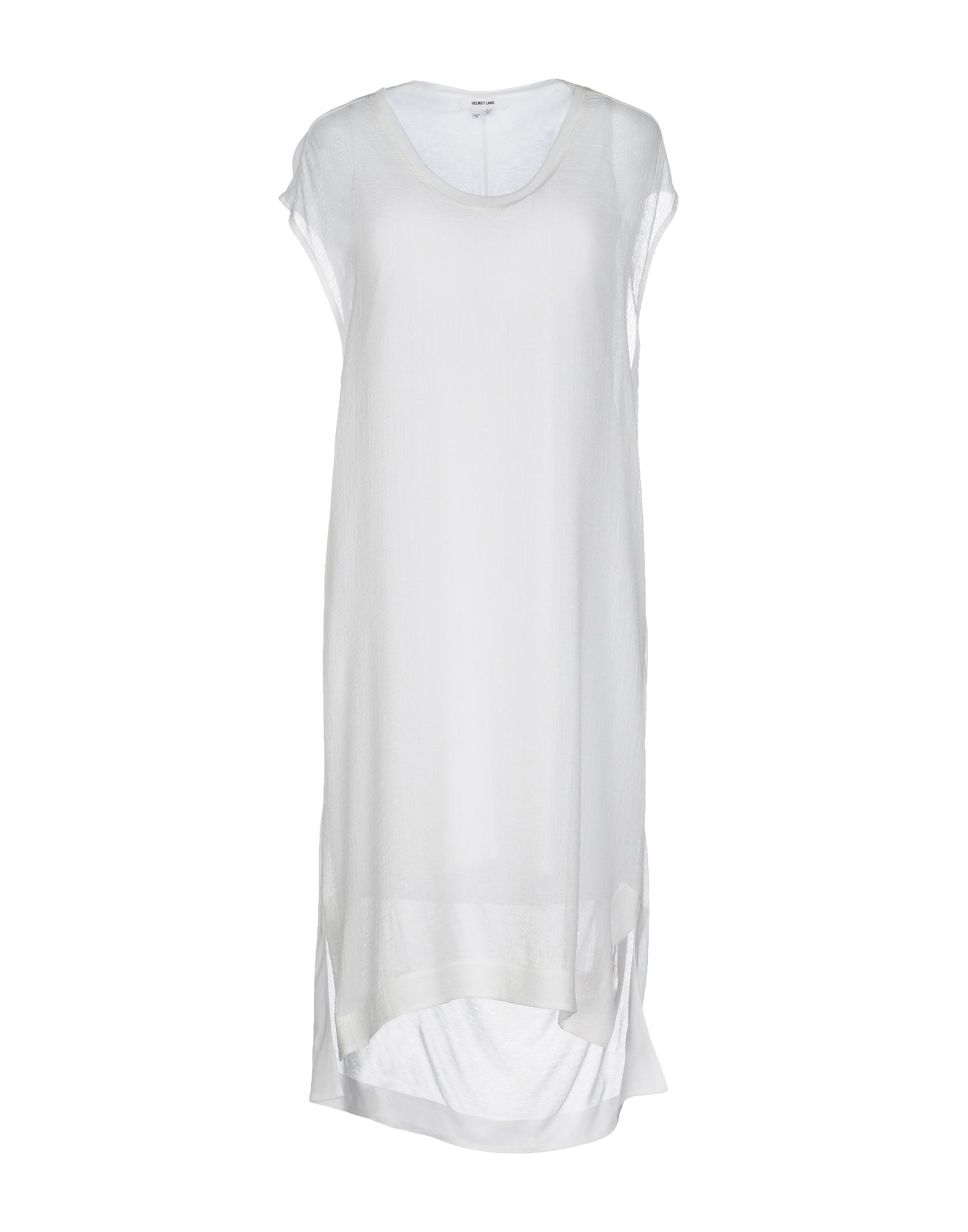 HELMUT LANG Короткое платье женское платье lang lang s foreign trade c5 15 0 2
