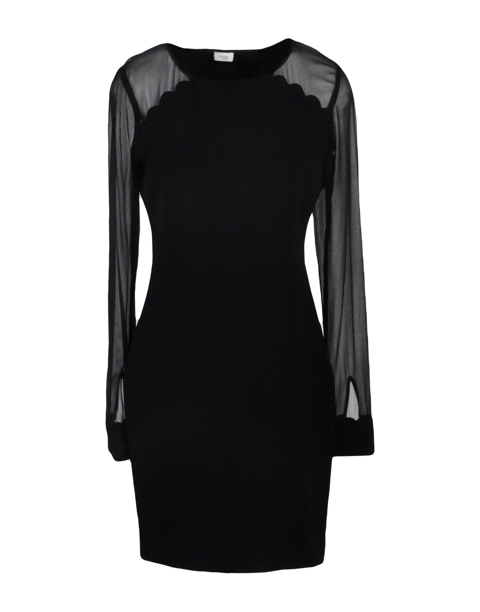 INTROPIA Короткое платье makoday шерстяное платье футляр