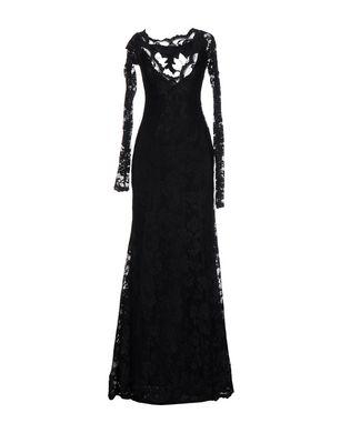 BALENSI Damen Langes Kleid Farbe Schwarz Größe 3 Sale Angebote Lutzketal