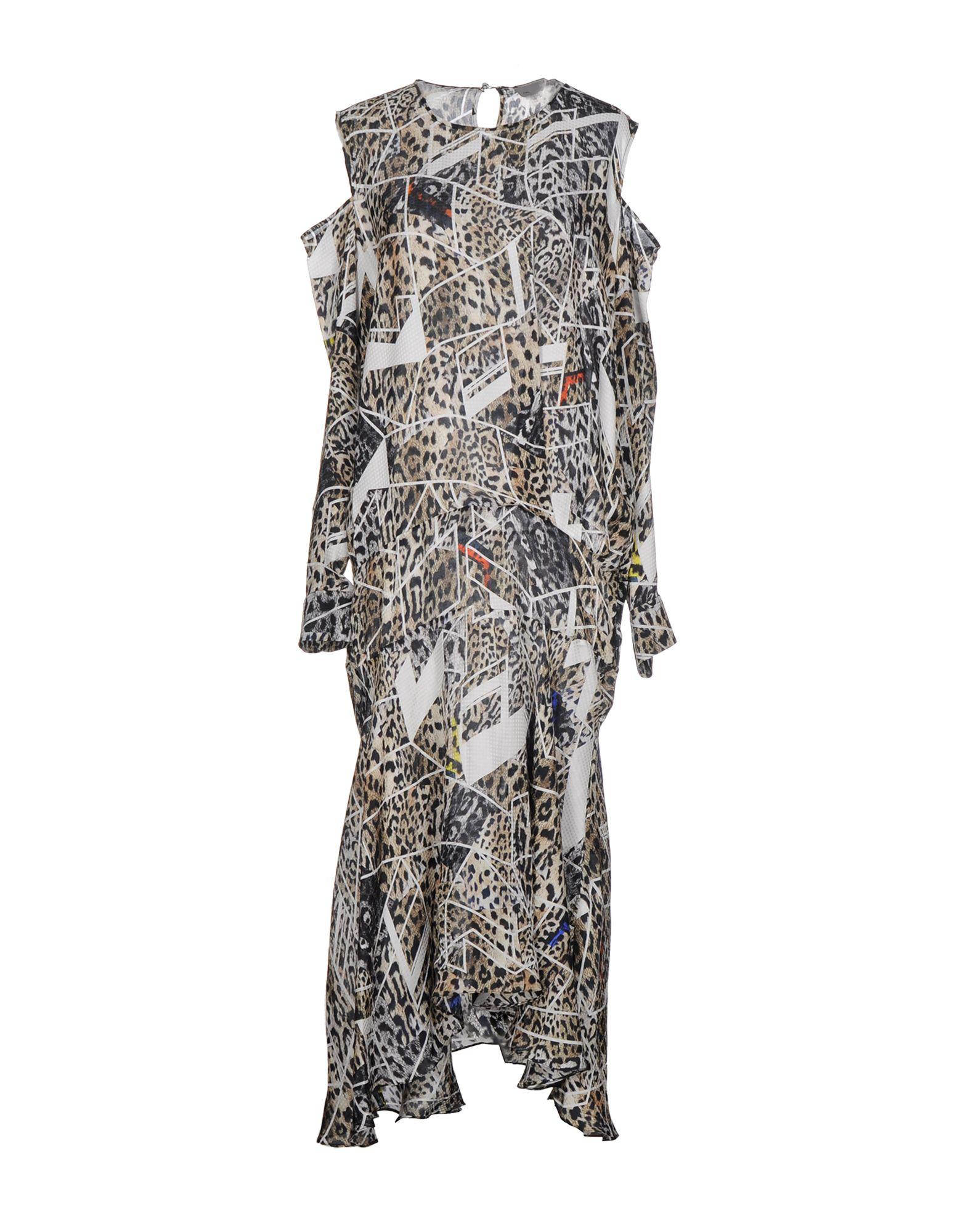 платье preen платье PREEN by THORNTON BREGAZZI Платье длиной 3/4