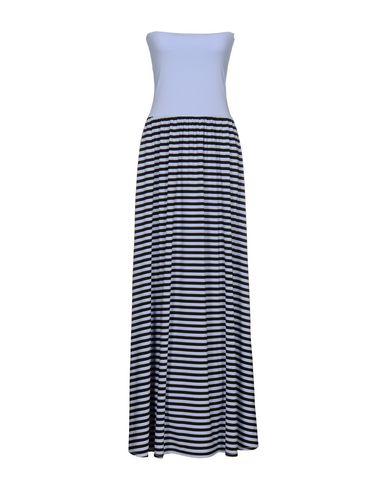 FISICO Длинное платье платье длинное в полоску