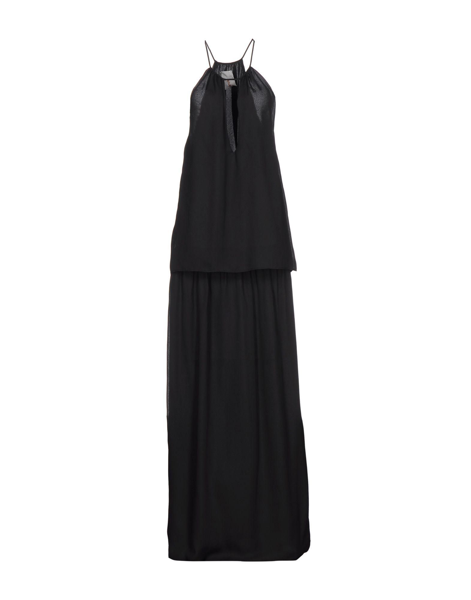 RAME Длинное платье rame короткое платье