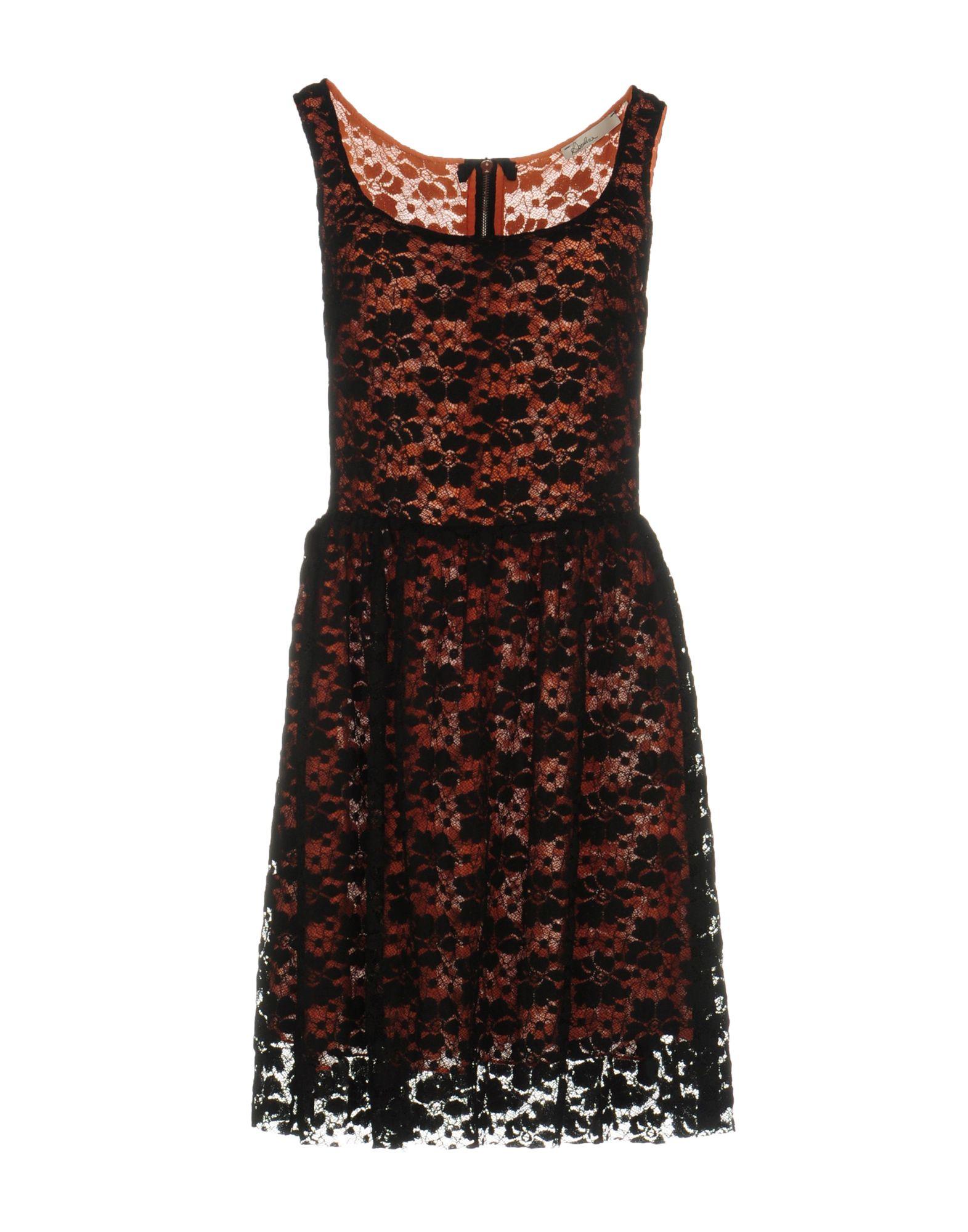 DORALICE Короткое платье цены онлайн