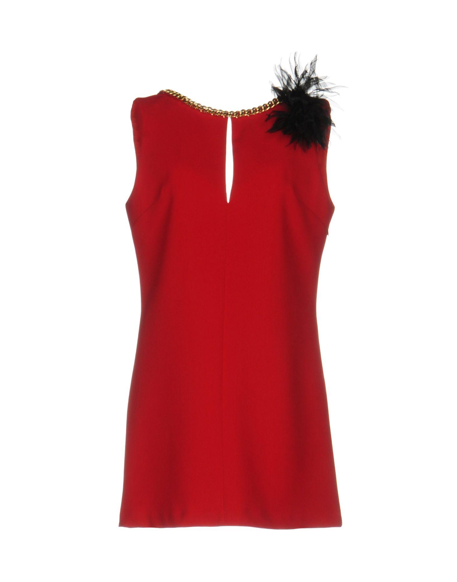 Фото TENAX Короткое платье. Купить с доставкой