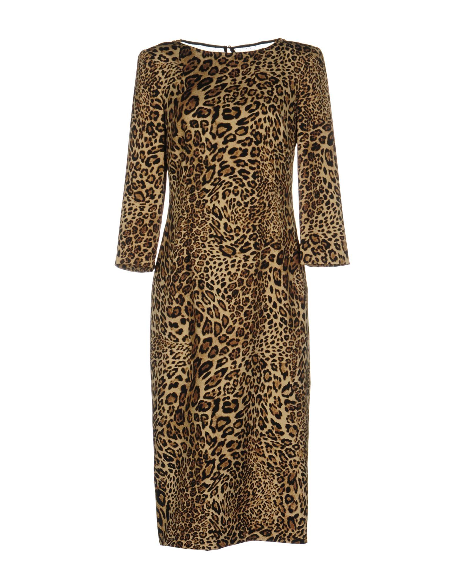 TENAX Платье длиной 3/4 tenax юбка длиной 3 4