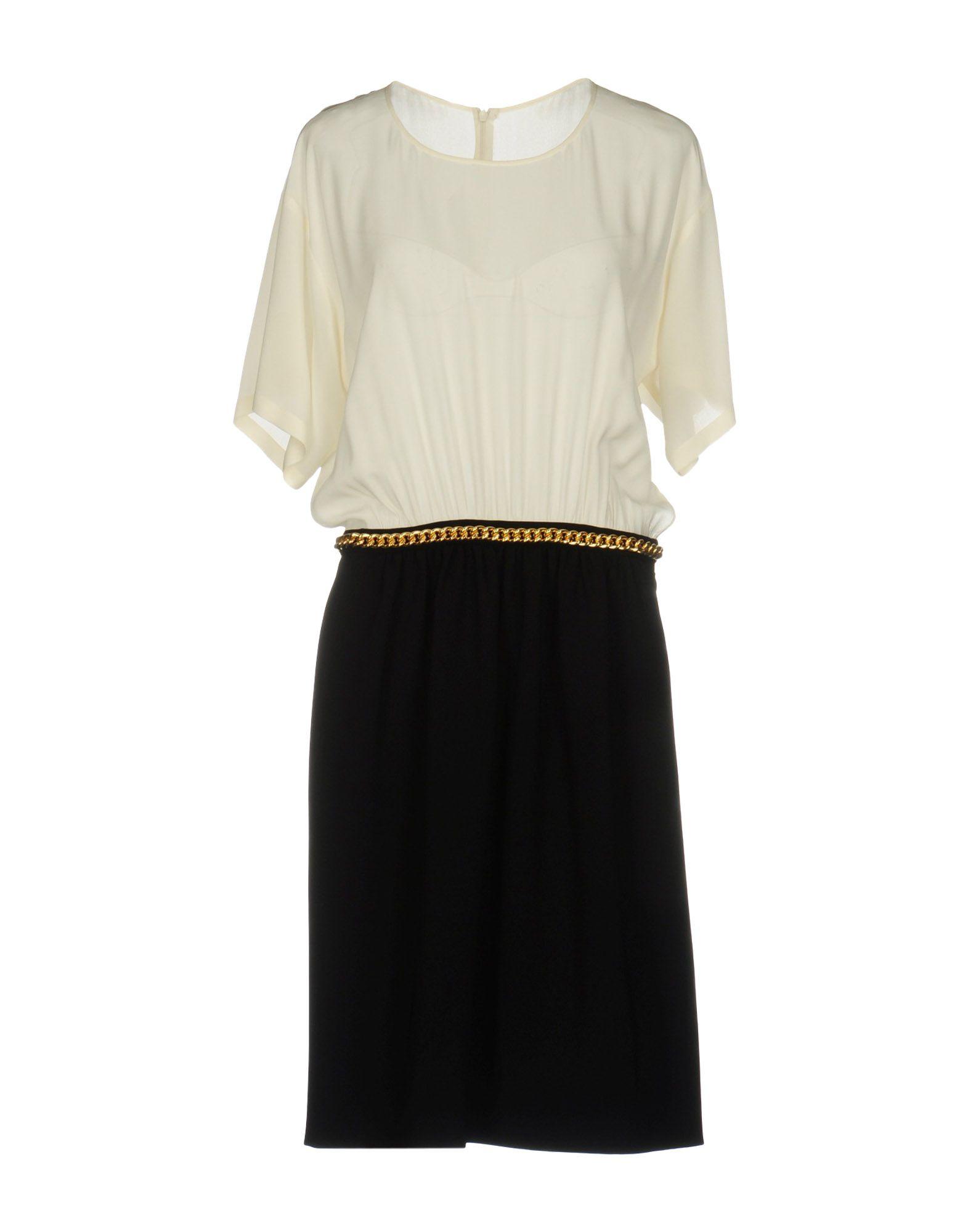 BOUTIQUE MOSCHINO Платье до колена платье boutique moschino boutique moschino bo036ewpzi38