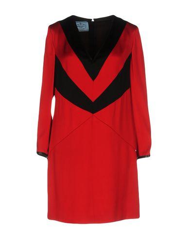 Короткое платье PRADA 34727692SK