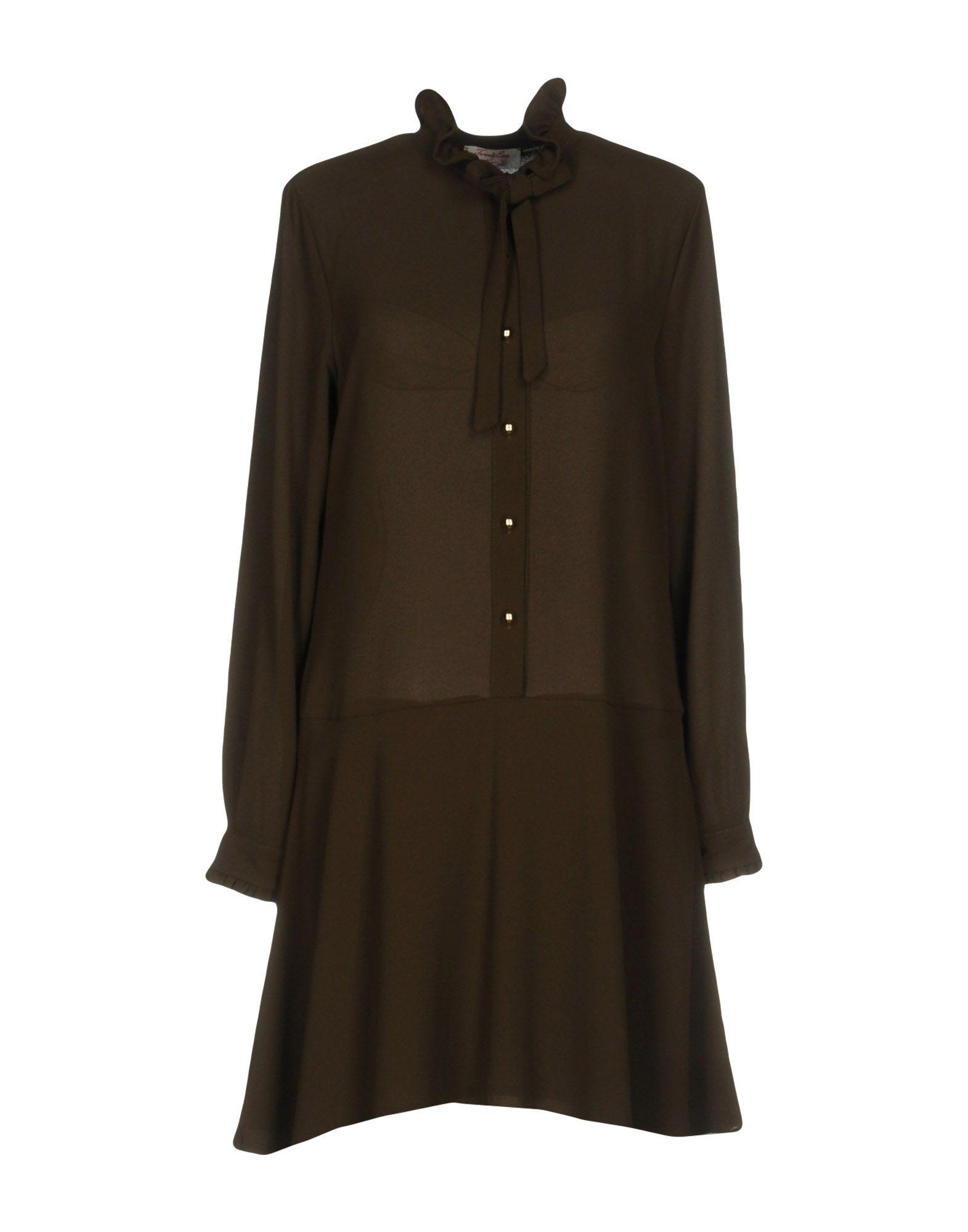 цена  TWENTY EASY by KAOS Короткое платье  онлайн в 2017 году