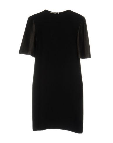 Короткое платье MIU MIU 34727892PD