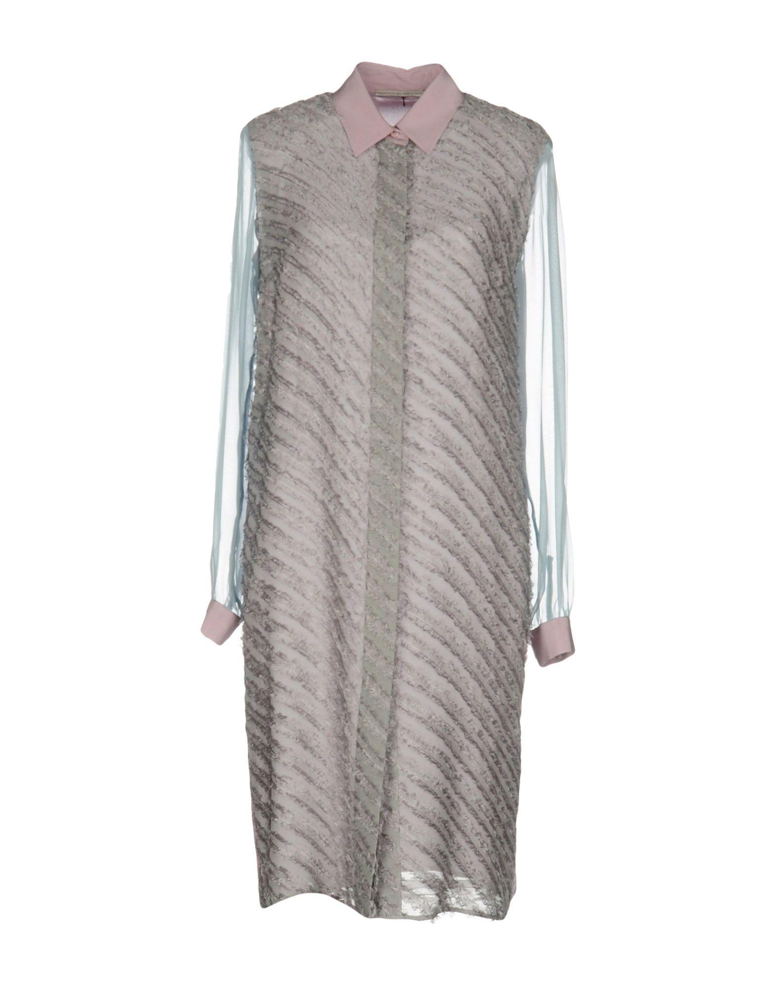 MARCO DE VINCENZO Короткое платье marco de vincenzo короткое платье