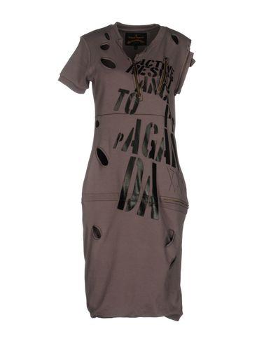 Короткое платье VIVIENNE WESTWOOD ANGLOMANIA 34728008FO