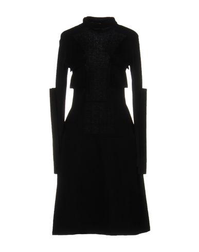 Платье до колена YOHJI YAMAMOTO 34728012NH