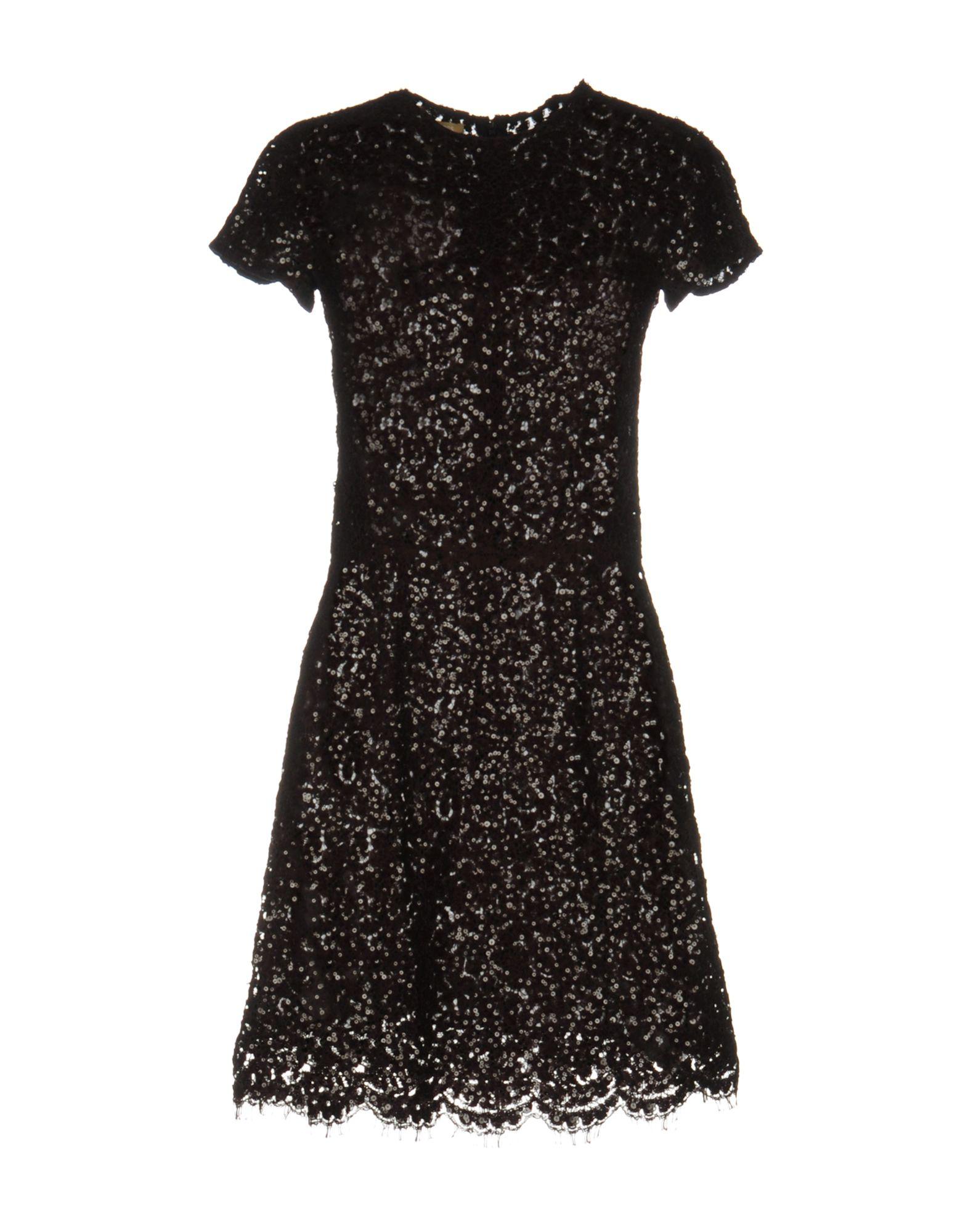 MICHAEL KORS COLLECTION Короткое платье michael kors collection сандалии byrne