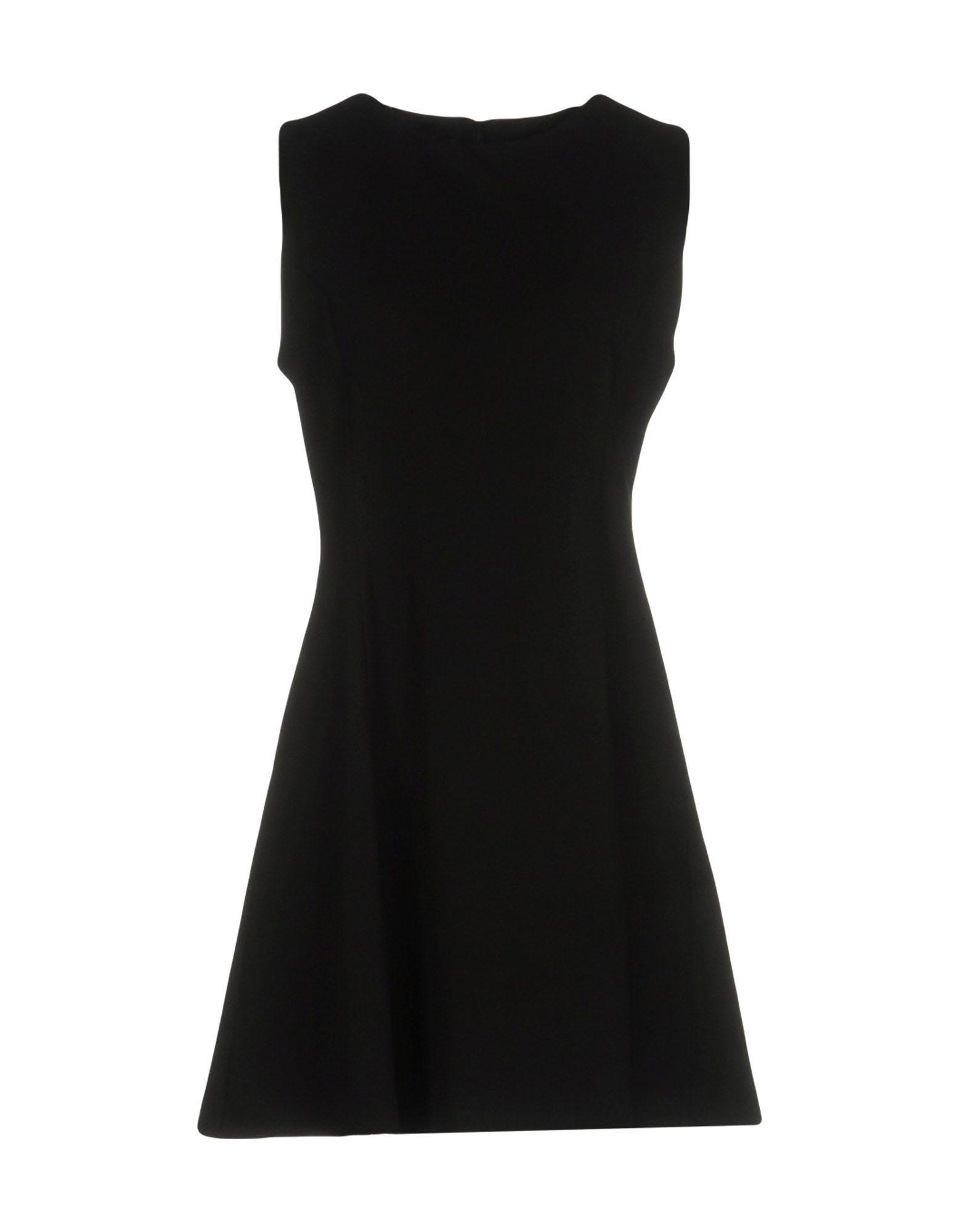где купить OPTIONS Короткое платье по лучшей цене
