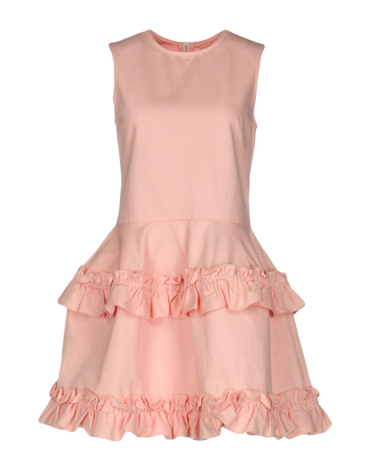SIMONE ROCHA X J BRAND Short Dress in Pink