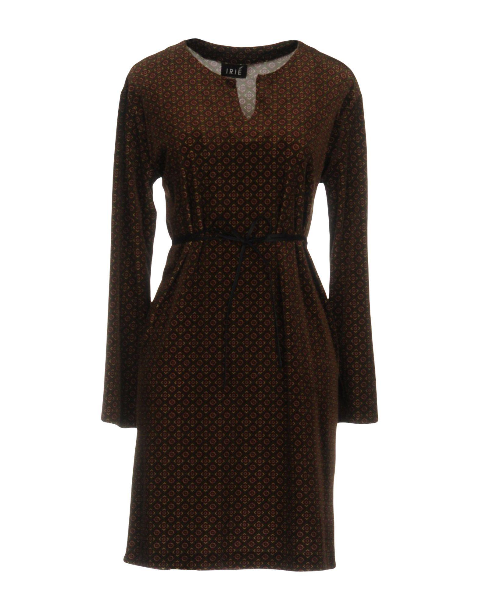IRIE Короткое платье irie куртка