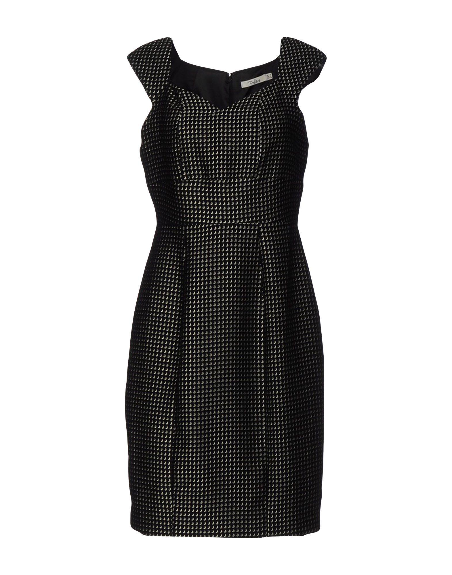DARLING London Короткое платье платье darling ds16 101 navy soft pink