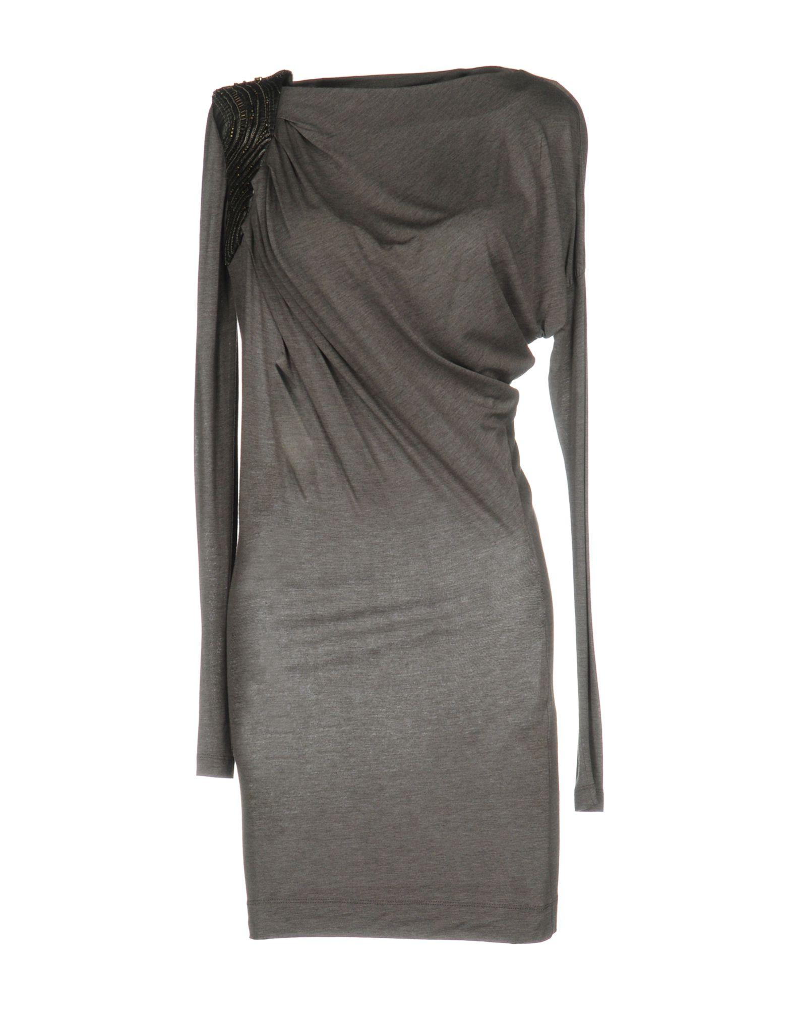 .AMEN. Платье до колена paolo casalini платье до колена