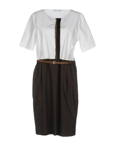 Короткое платье размер 40, 42, 44, 46, 48, 50 цвет серый