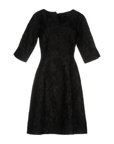 Платье до колена OSCAR DE LA RENTA 34729559JJ