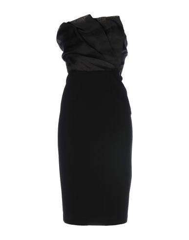 Платье до колена GIANFRANCO FERRE' 34729915BK